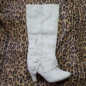 Not Rated sz 8.5 to the knee boots